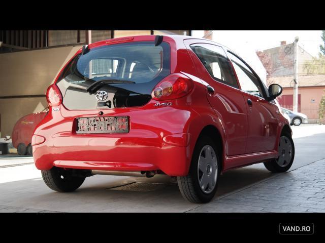 Vand Toyota Aygo 2008 Diesel
