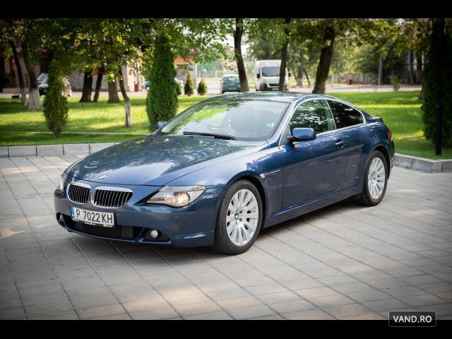 Vand BMW 645 2004 Benzina