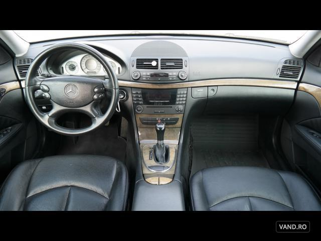 Vand Mercedes-Benz E 220 2007 Diesel