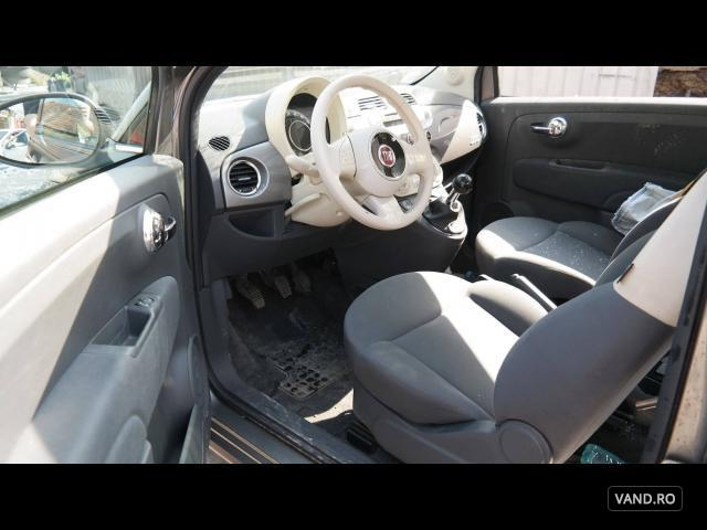 Vand Fiat 500 2012