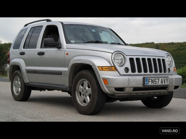 Vand Jeep Cherokee 2007 Diesel