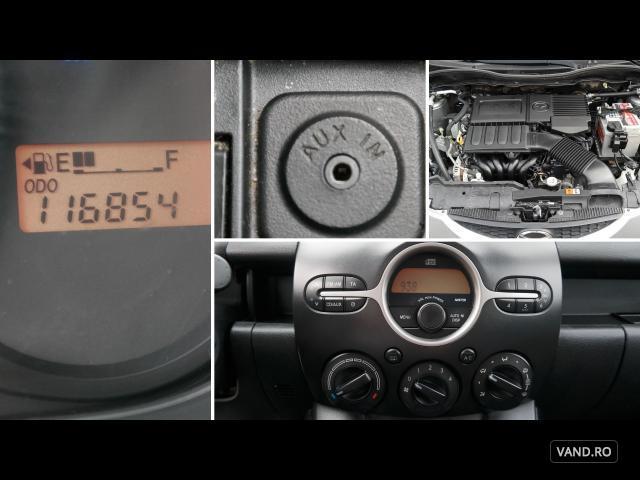Vand Mazda  2009 Benzina
