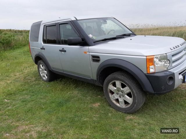 Vand Land Rover Discovery 2009 Diesel