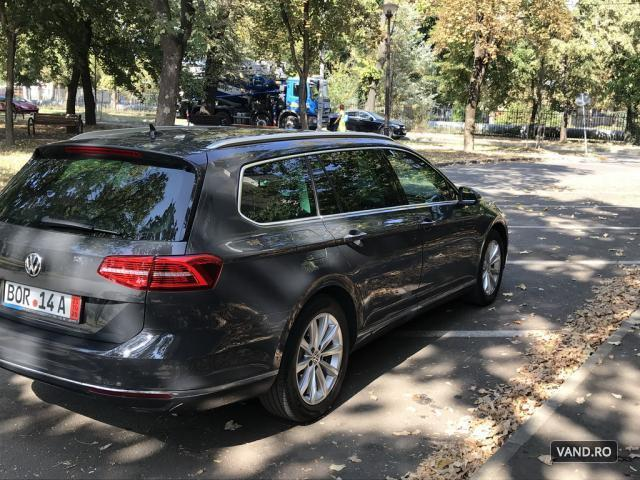 Vand Volkswagen Passat 2017 Diesel