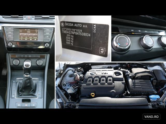 Vand Škoda Superb 2017 Diesel