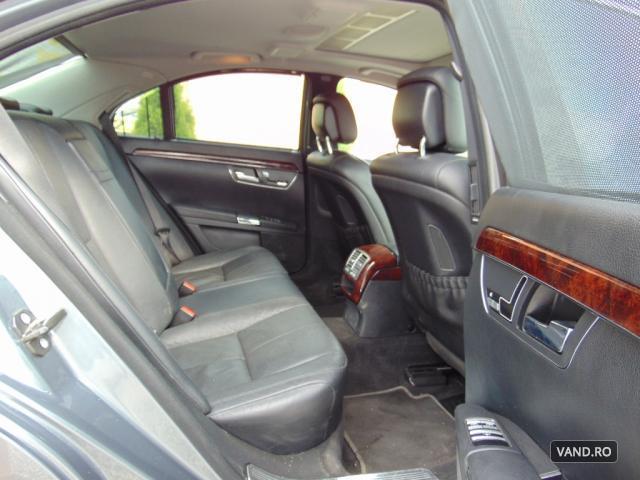Vand Mercedes-Benz S 320 2009 Diesel