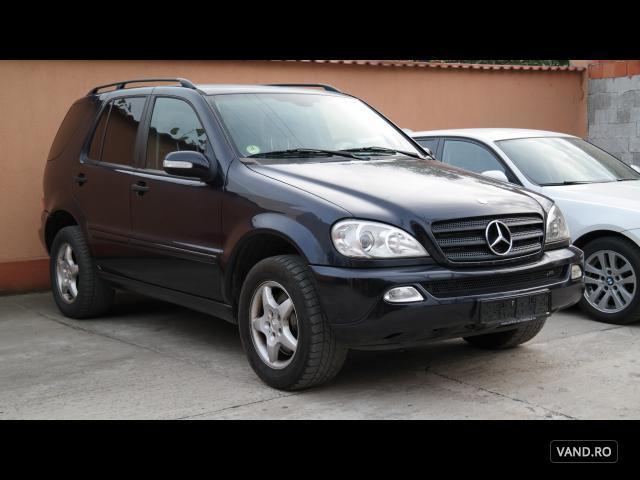 Vand Mercedes-Benz ML 270 2003 Diesel
