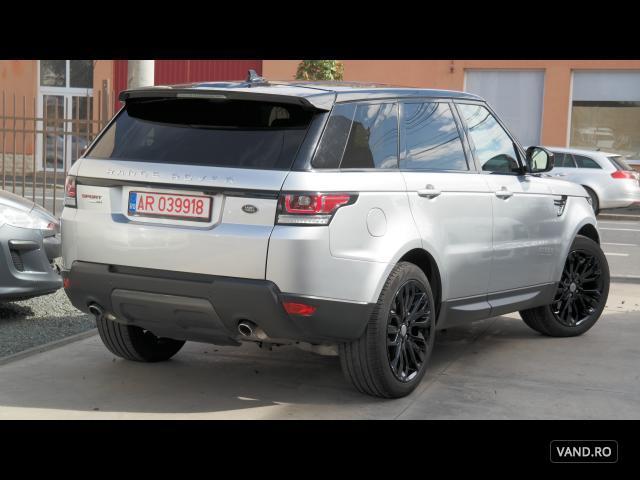 Vand Land Rover Range Rover Sport 2016 Diesel