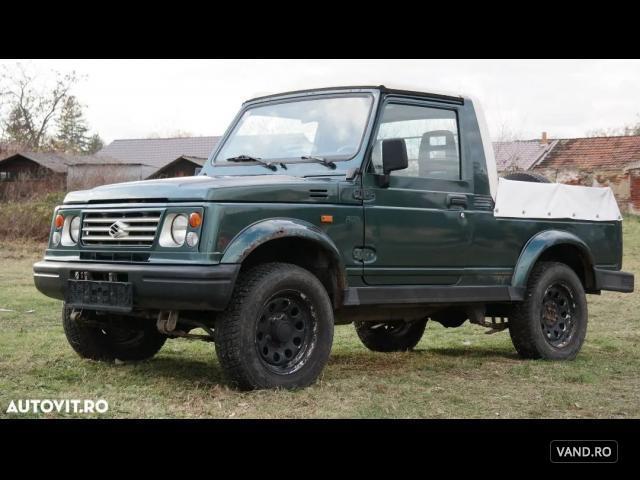 Vand Suzuki Samurai 2001 Diesel