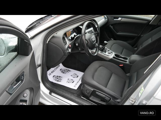 Vand Audi A4 2014 Diesel