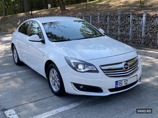 Vand Opel Insignia 2014 Diesel