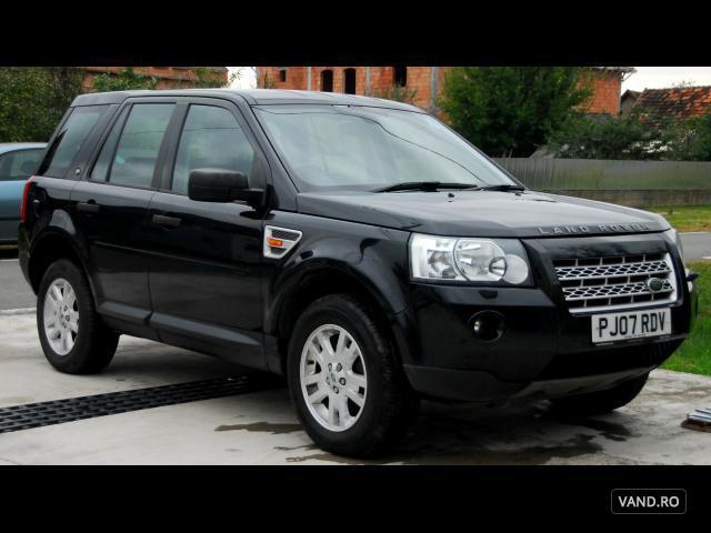 Vand Land Rover Freelander 2007 Diesel