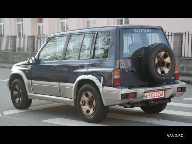 Vand Suzuki Vitara 1996 GPL