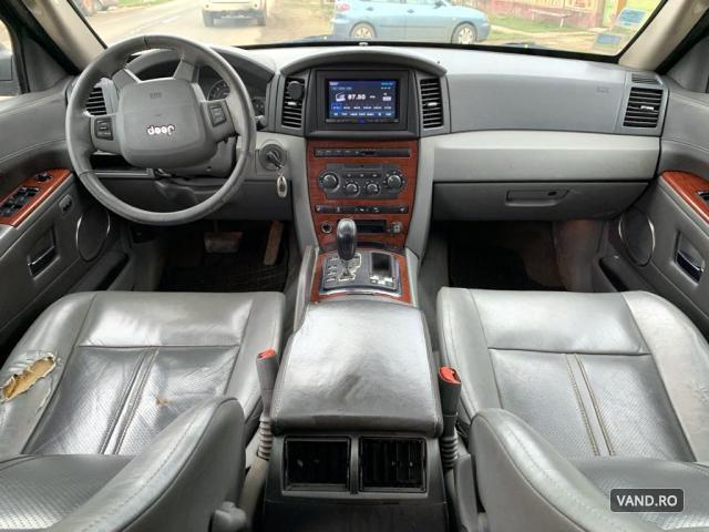 Vand Jeep Grand Cherokee 2007 Diesel