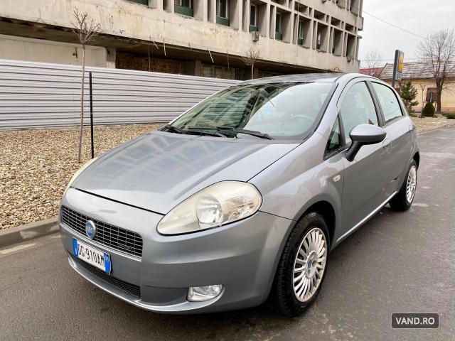 Vand Fiat Grande Punto 2007 Diesel