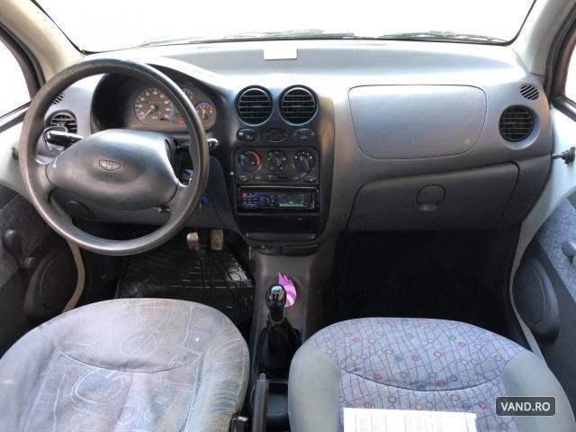 Vand Daewoo Matiz 2008 Benzina