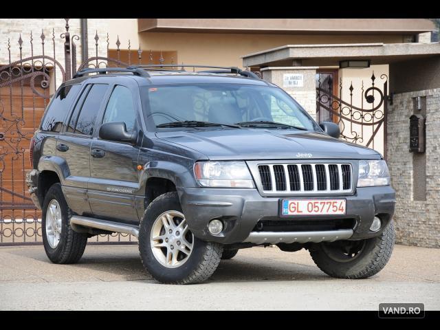 Vand Jeep Grand Cherokee 2004 Diesel