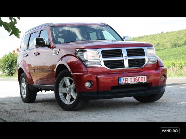 Vand Dodge Nitro 2010 Diesel
