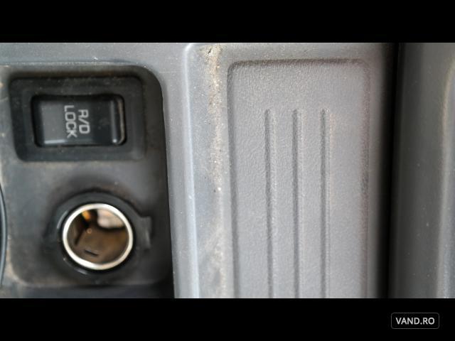 Vand Mitsubishi Pajero 1999 Diesel