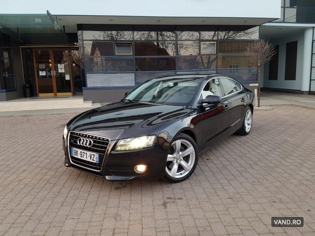 Vand Audi A5 2011 Diesel