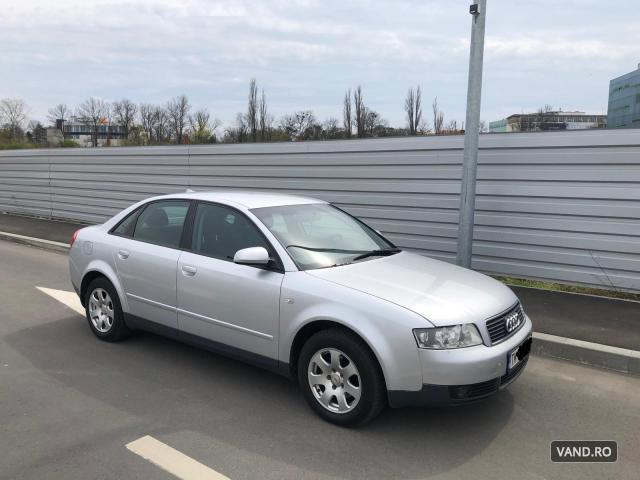 Vand Audi  2002 Benzina