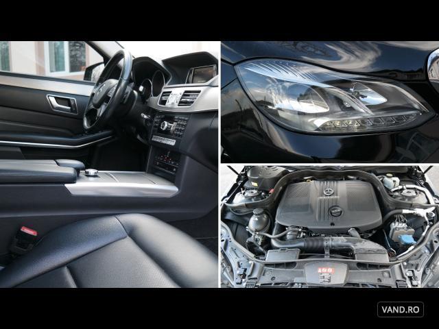 Vand Mercedes-Benz E 200 2015 Diesel