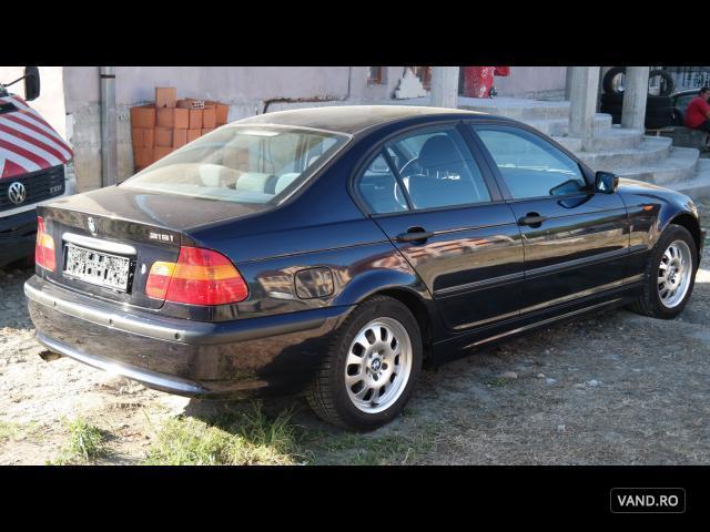 Vand BMW 318 2002 Benzina