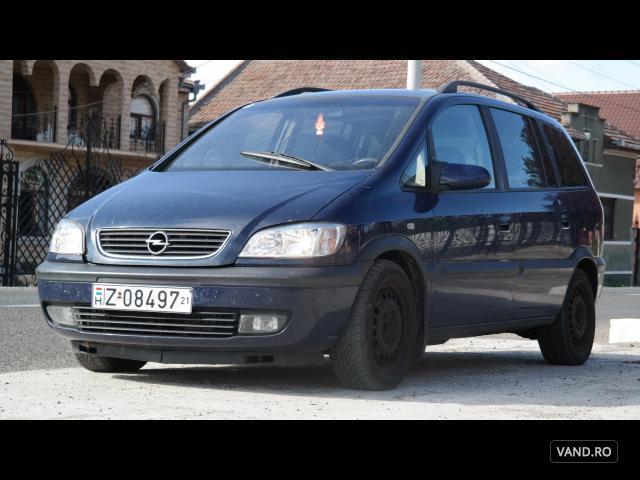 Vand Opel Zafira 2004 Diesel