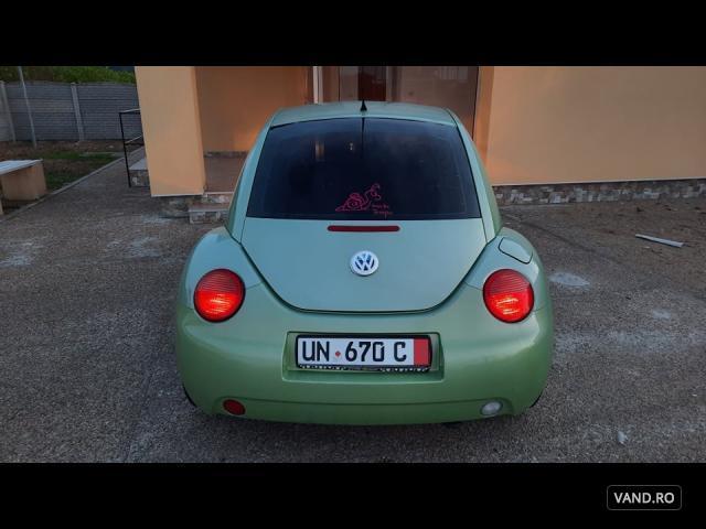 Vand Volkswagen Beetle 2000 Benzina