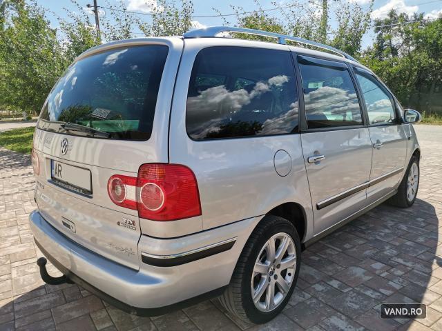 Vand Volkswagen Sharan 2007 Diesel