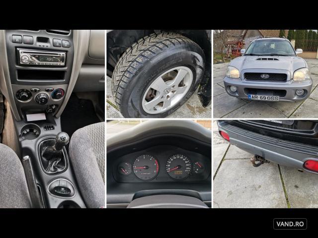 Vand Hyundai Santa Fe 2003 Diesel