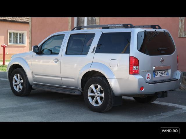 Vand Nissan Pathfinder 2008 Diesel