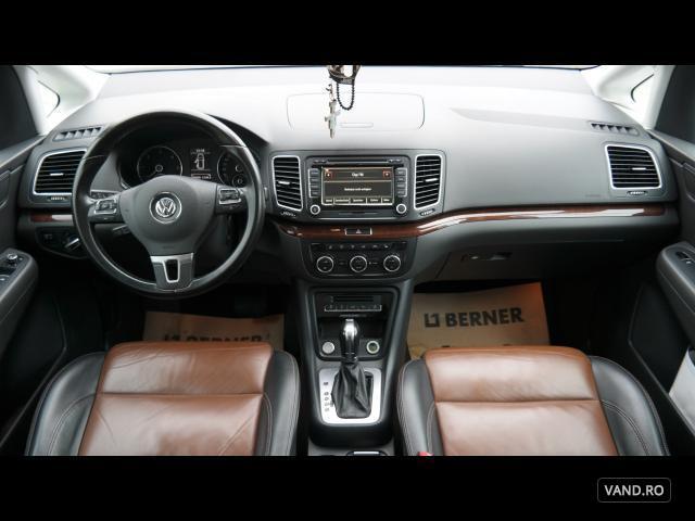 Vand Volkswagen Sharan 2013 Diesel