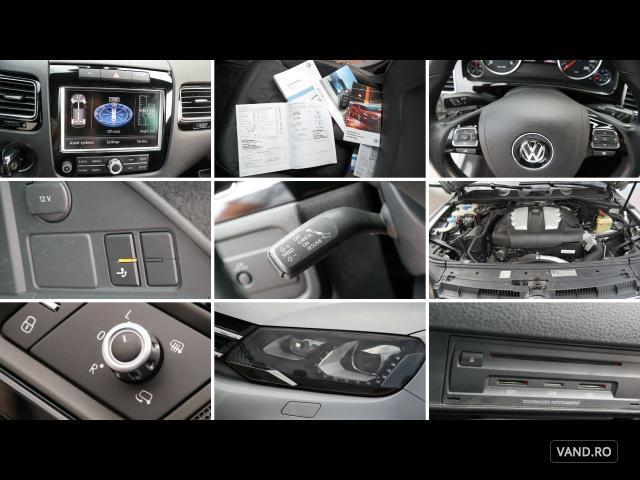 Vand Volkswagen Touareg 2010 Diesel