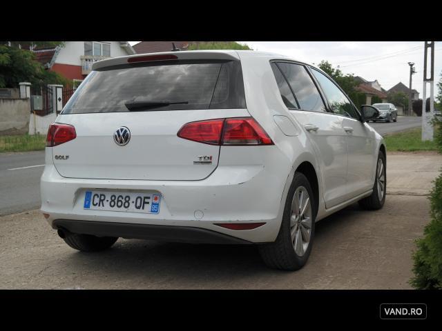 Vand Volkswagen Golf 2013 Diesel