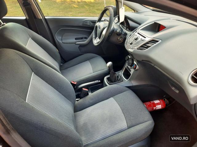Vand Ford Fiesta 2011 Diesel