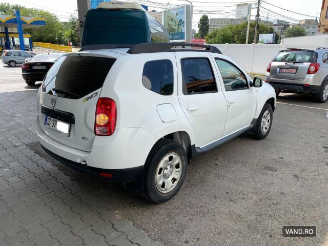 Vand Dacia Duster 2011 Diesel
