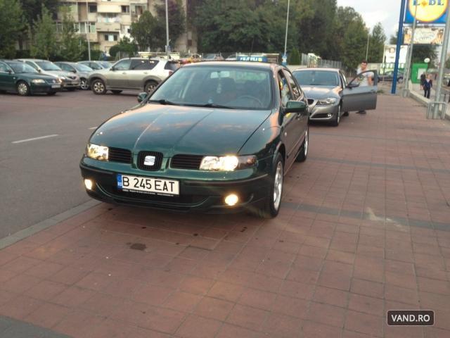 Vand Seat Toledo 2001 Benzina