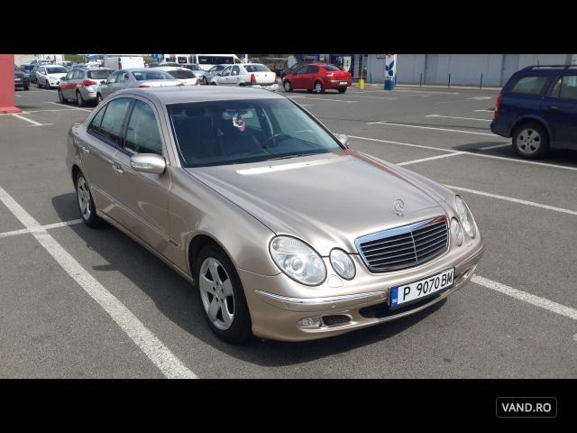 Vand Mercedes-Benz E 320 2003 Diesel
