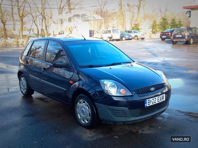 Vand Ford Fiesta 2006 Diesel