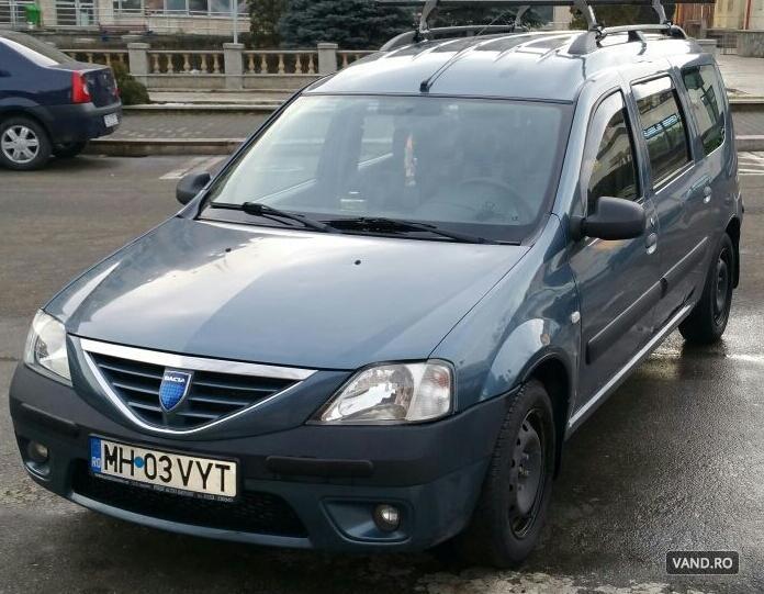 Vand Dacia Logan Laureate 1.5 DCi