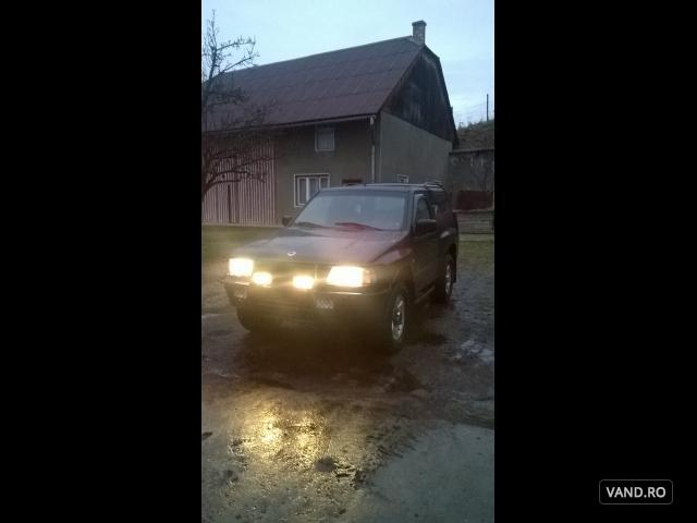 Vand Opel Frontera 1997 Benzina