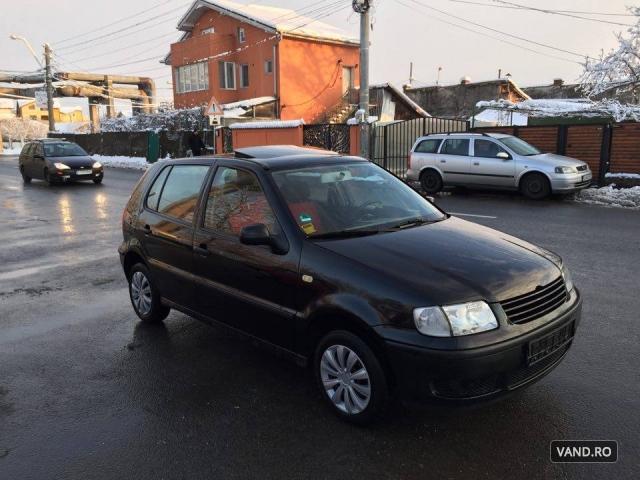 Vand Volkswagen Polo 2001 Benzina