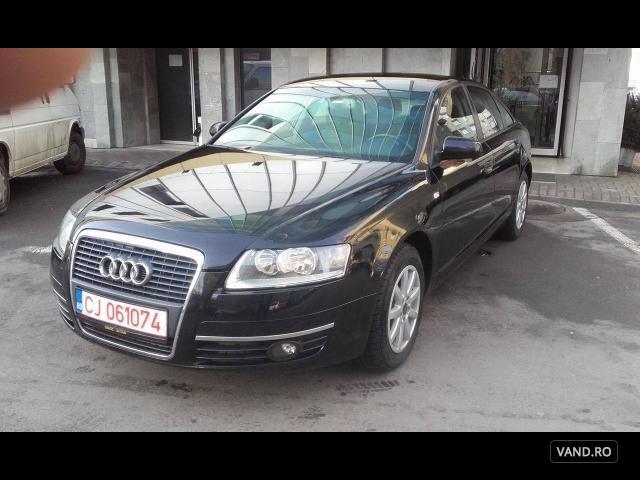 Vand Audi A6 2005 Benzina