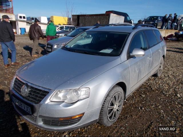 Vand Volkswagen Passat 2007 Diesel