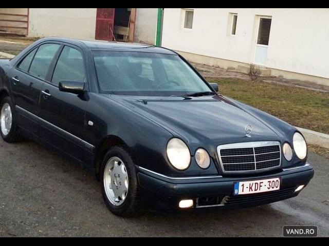 Vand Mercedes-Benz E 200 2000 Diesel
