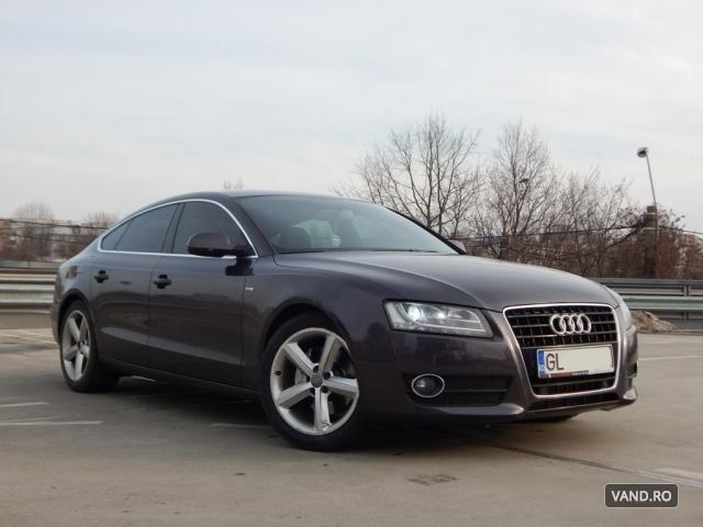 Vand Audi A5 2010 Diesel