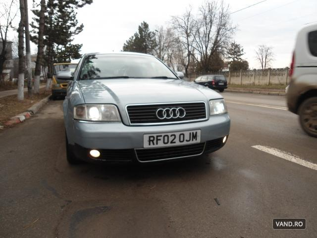 Vand Audi A6 2002 Diesel