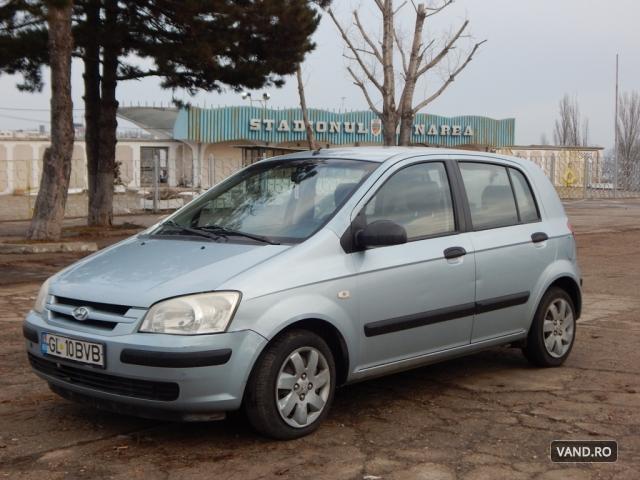 Vand Hyundai Getz 2004 Benzina
