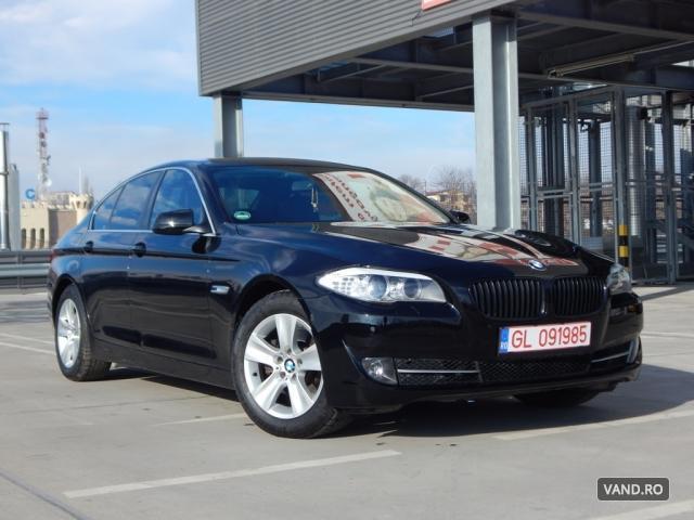 Vand BMW 520 2013 Diesel
